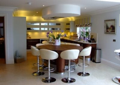 Pembury House kitchen